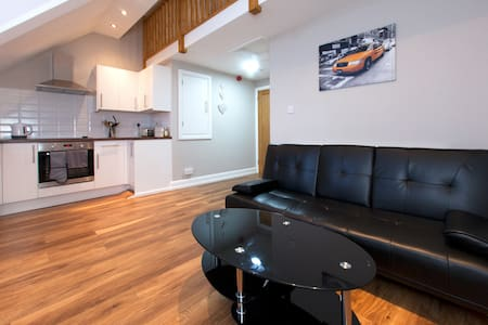 Brand New 1 bedroom Apartment Close to Cardiff Bay - Cardiff