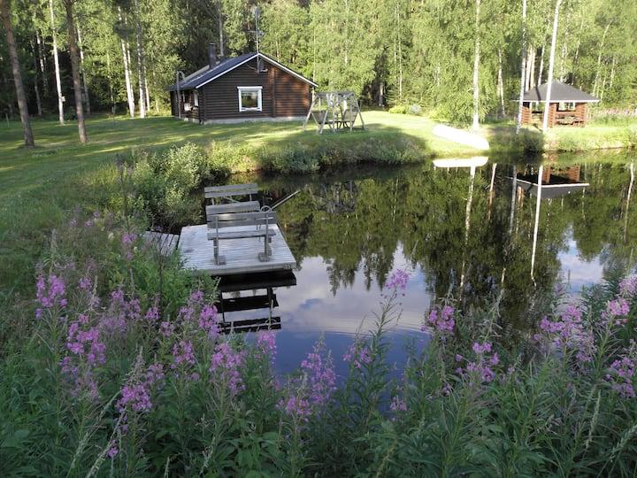 Metsälä - cozy timberhouse in Koli National Park