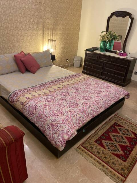 Private room in Bungalow at Rahat DHA phase 6