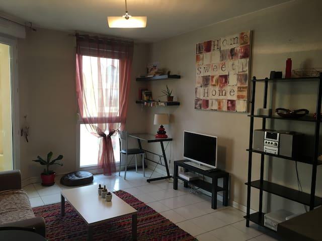 Appartement T2 Port Ariane