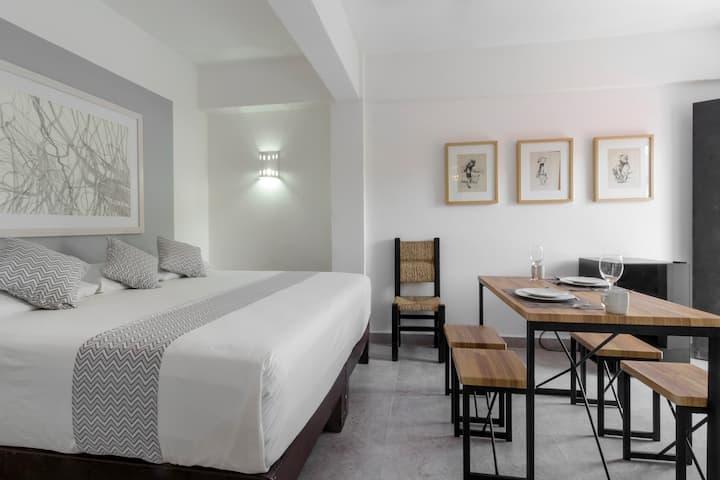 Suite 24  Belmar Hotel Galería Puerto Vallarta