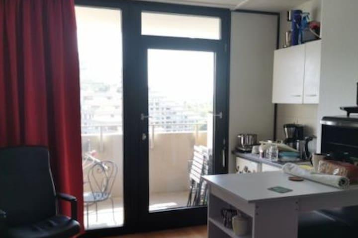 Studio Apartment in Frankfurt
