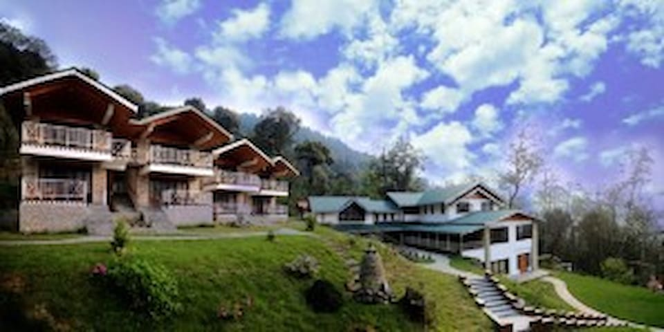The Chestnut Retreat - Eight Cottages - Pelling - Другое