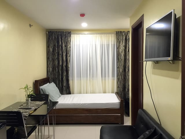 B1 Condo in the heart of Baguio - Baguio City - Appartement