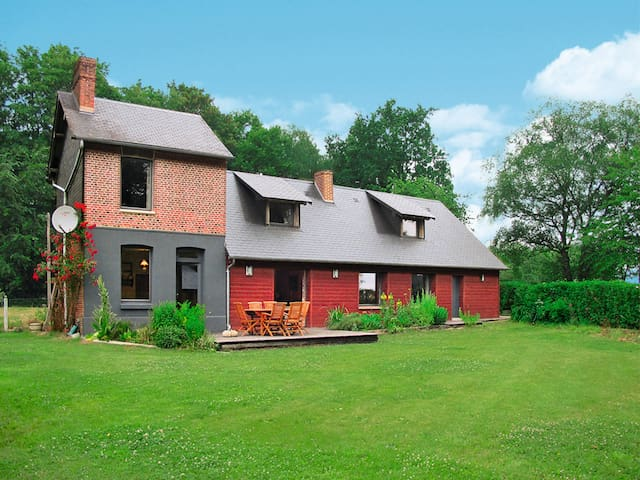 Holiday home in Veauville-Les-Quelles