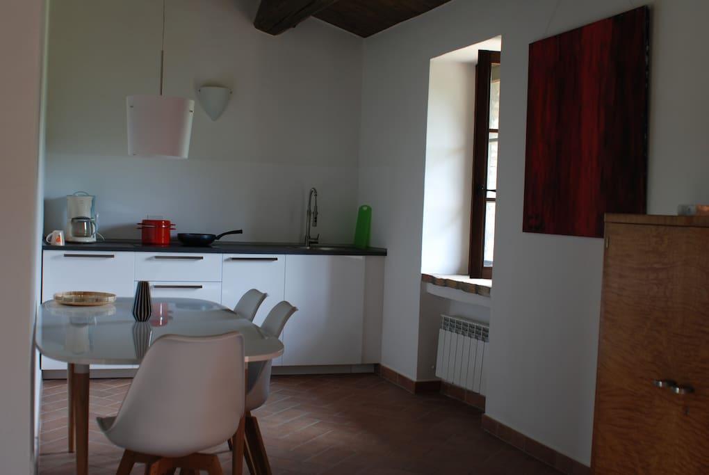 Kitchen Tosca