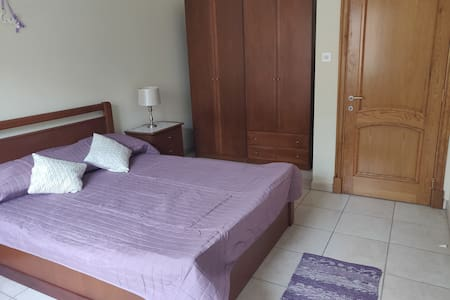 Comfortable apartment very close to Ghadira Bay