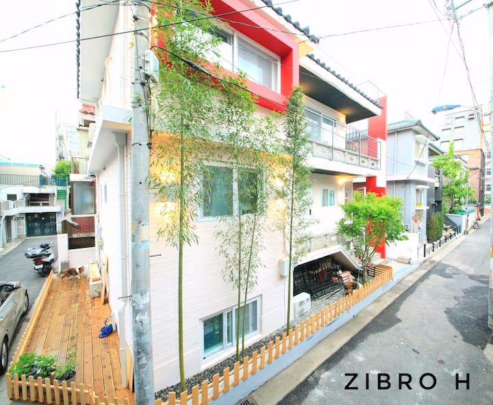 ZIBRO H guesthosue  - Standard Twin 1