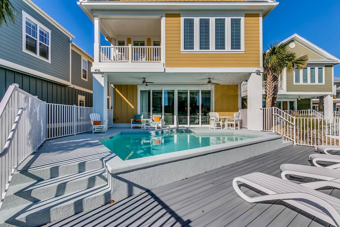 Luxury Home With Pool, Elevator, And Marsh/Ocean View