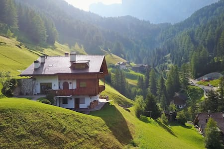 138 - Duplex Apt. in Chalet with panoramic view