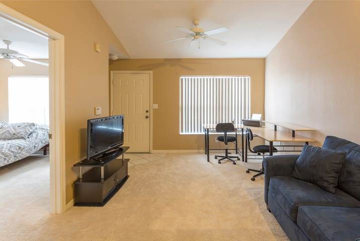 Cozy 1-Bedroom Apt in a Great Area! - Tampa - Huoneisto