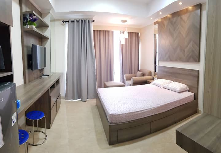 Convinient and luxury new Menteng park apartment