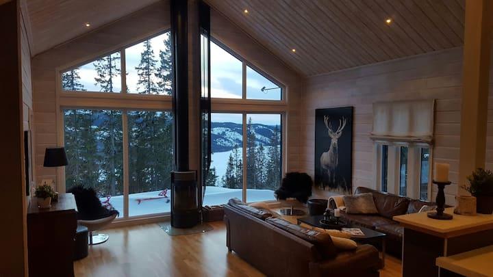 Trivelig  hytte i Årebjørnen