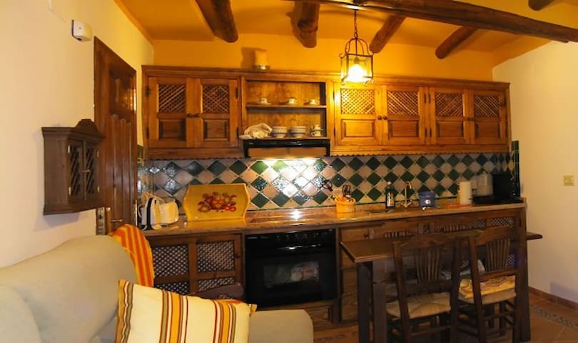 Apartamentos Casalpujarra en Bubión: CASA Nº 3