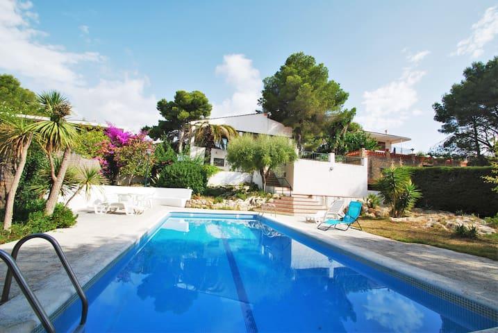 Villa Salvia with private pool and amazing garden - Tarragona - Villa