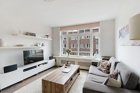 Nice appartment in Amsterdam west - Amsterdam - Appartement