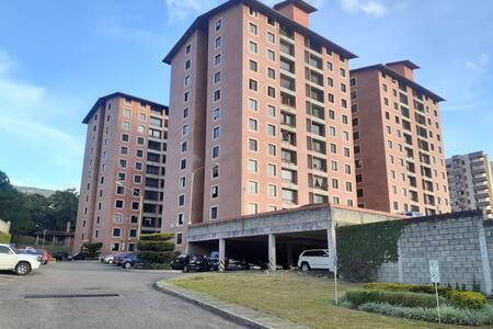 Hermoso Apartamento equipado, excelente ubicación