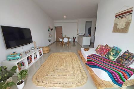 Apartamento súper cómodo y céntrico en PTY
