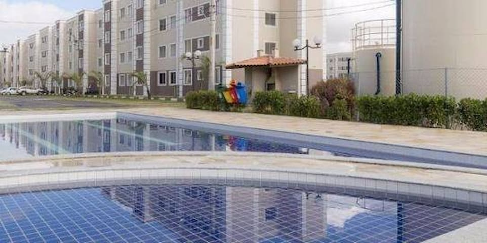 Apartamento inteiro, super aconchegante - Feira de Santana - Apartment