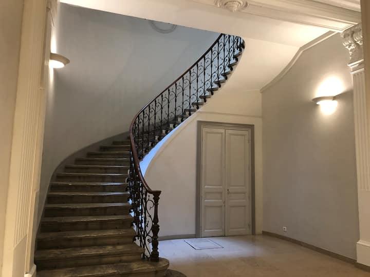 Hyper centre Avignon - CLIMATISÉ CALME WIFI