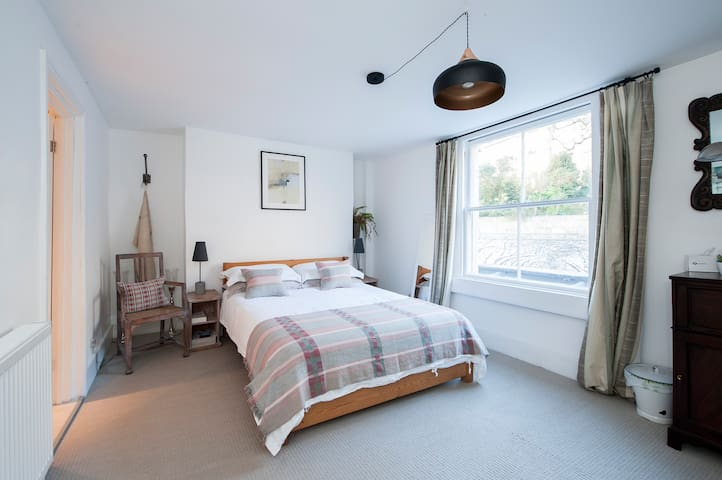 Huge bedroom!