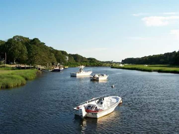 River front Condo- Herring River-Kayakers Dream