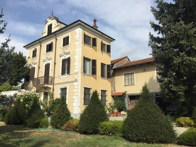 Villa  Signorile  del 900