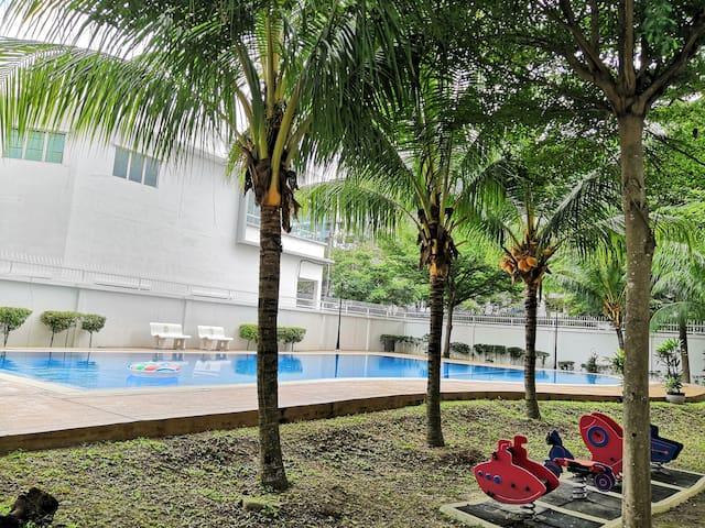 Condo Villa Tanjung