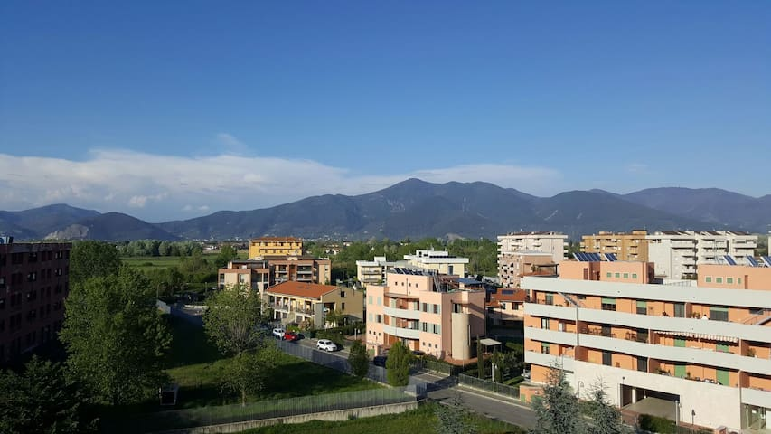Attichetto panoramico - Pisa - Appartement