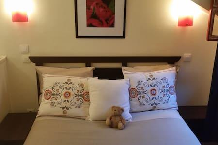 Chambre confort Aux Délices d'Élise - Dives-sur-Mer
