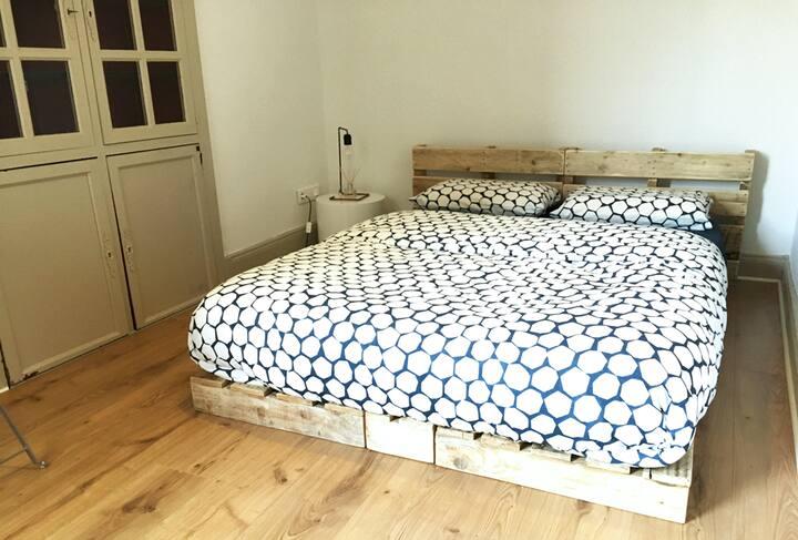Belle chambre au calme dans appartement design