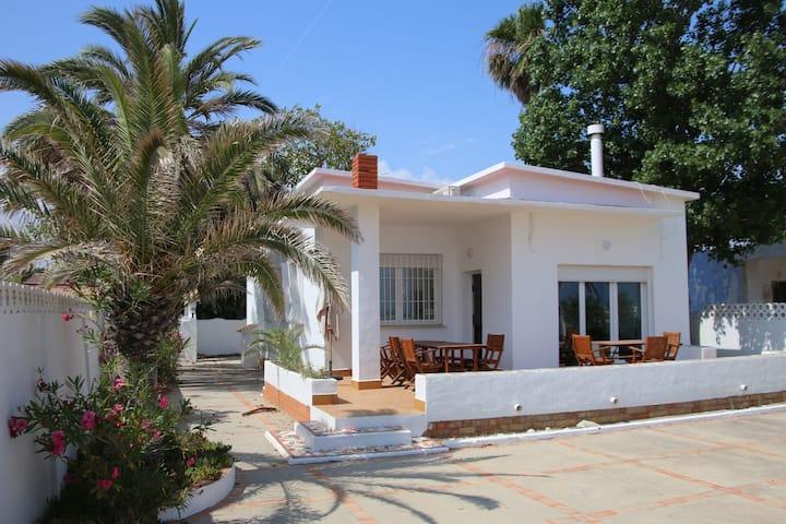 Villa LA MAR BRAVA 1ª Línea Playa