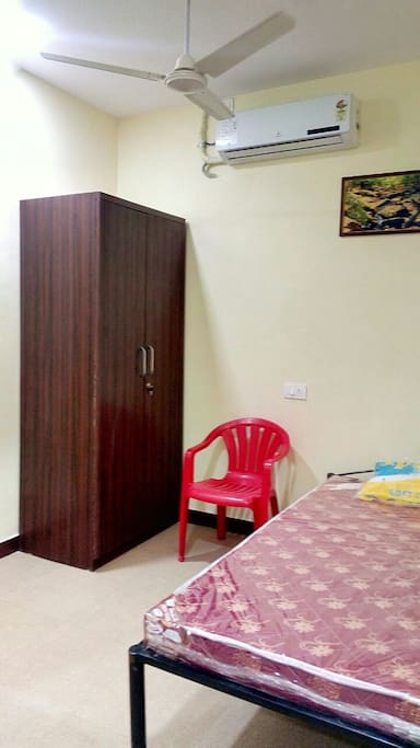 Well Furnished Bedroom
