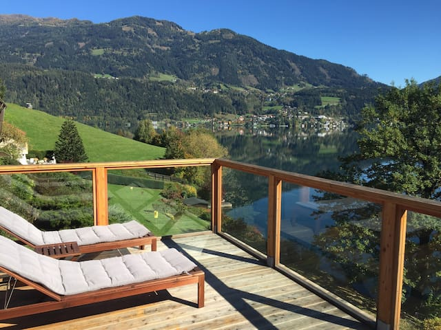 House by the lake Millstatt - Rothenthurn - House