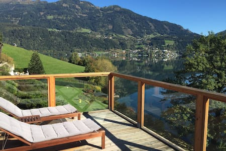 House by the lake Millstatt - Rothenthurn - Dům