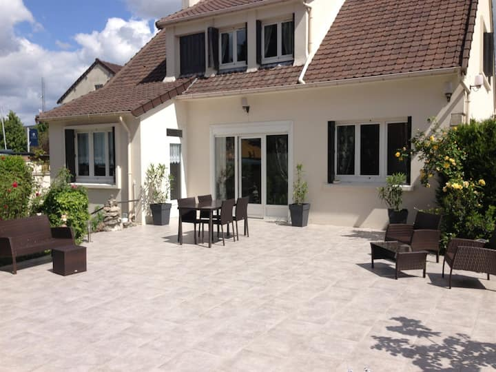 Roissy Chambres - Double Comfort