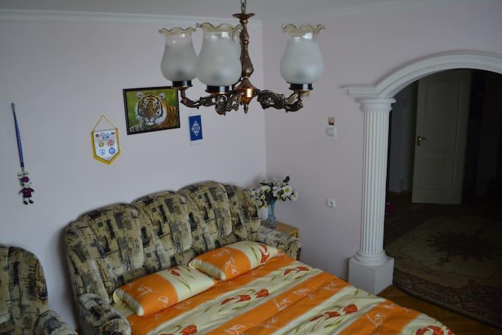 Cozy and Cheap Apartment - Chişinău - Flat
