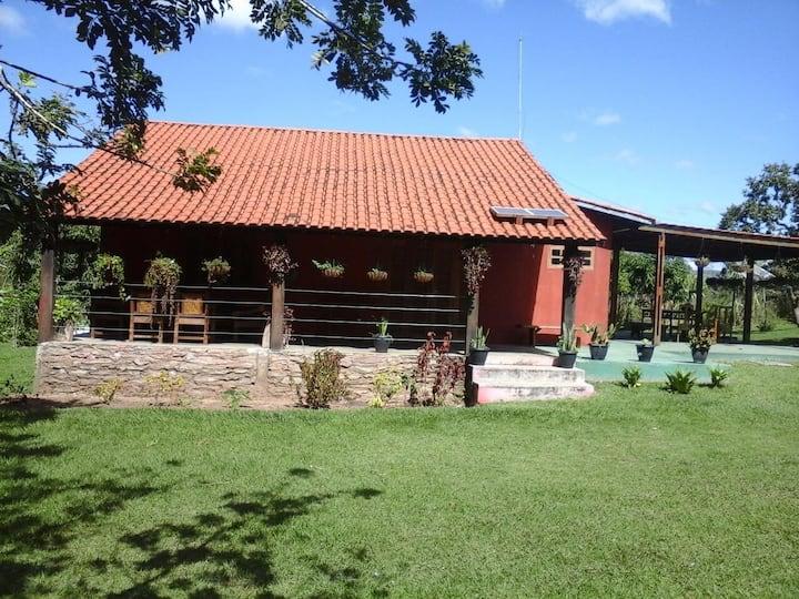 """Ranch """"#Casa Completa - Pousada dos Aloctones"""""""