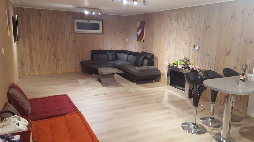 Joli appartement pres de la Suisse Lovely flat - Gex - Apartmen