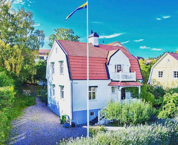Villa in Södermanland, 50 min from Stockholm