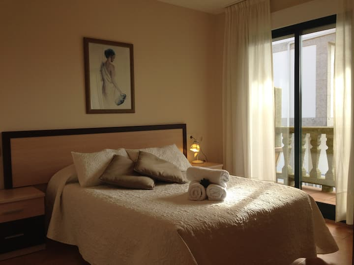 Aqualecer un Dormitorio con Vistas 12
