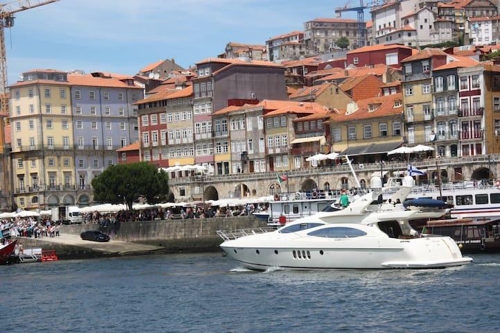 Douro Charter - Overnight Stay Douro River