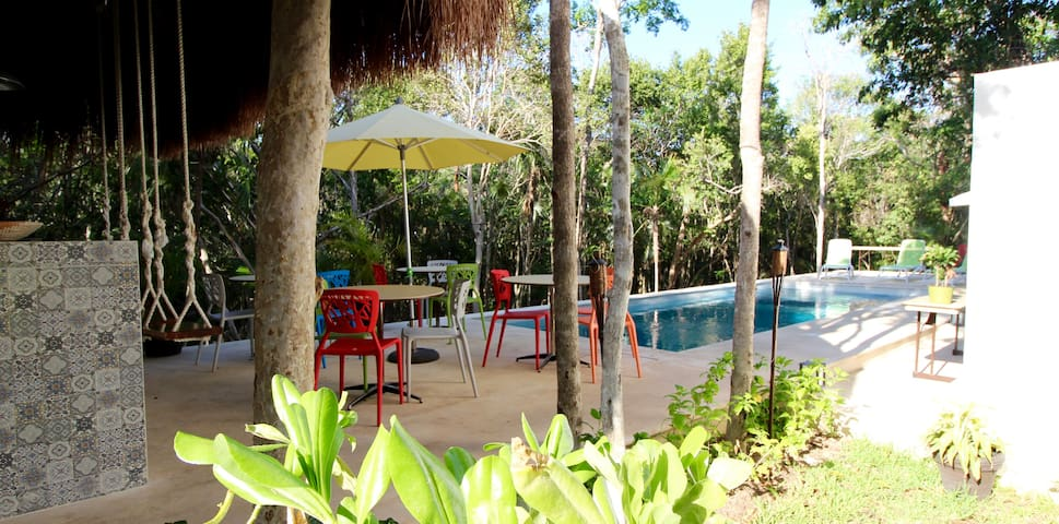 1 Bedroom Condo & Mexican breakfast included - Akumal - Pis
