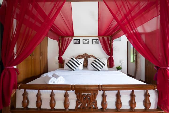 The Vintage Villa | Anjuna | Goa-By Homestay DaDDy
