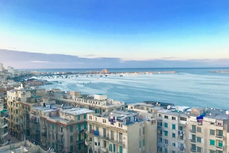 Seaview apt in the heart of Alex (3)