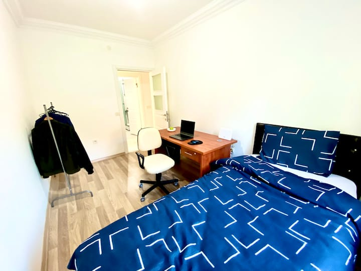 Cozy Room with Security and close to Istinye Park