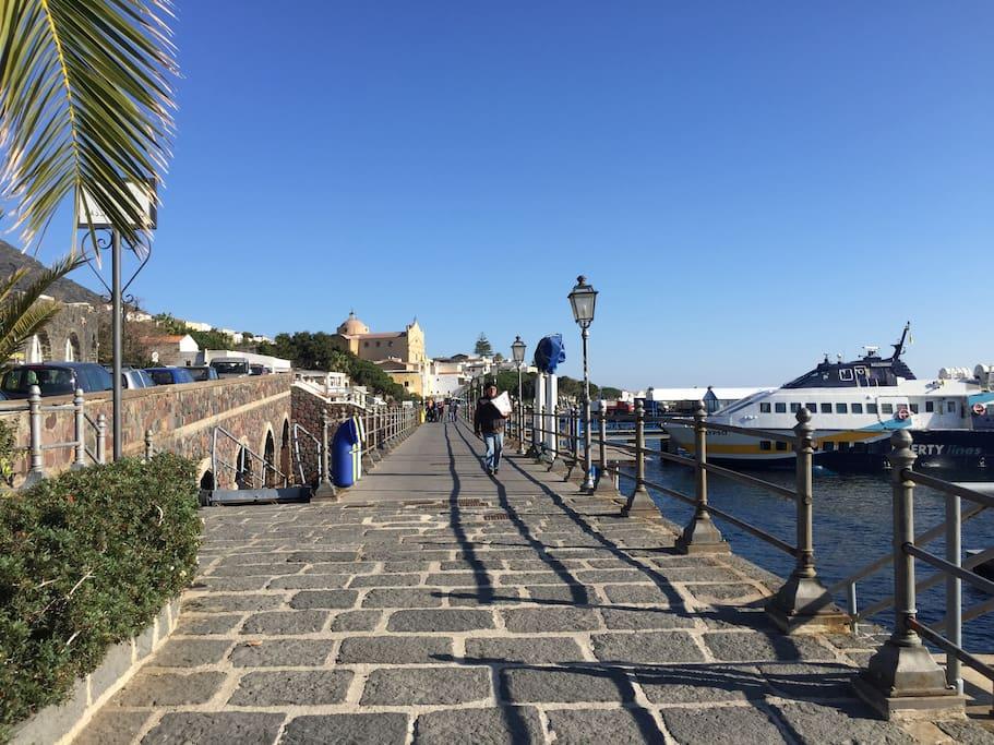 Porto di Santa Marina di Salina