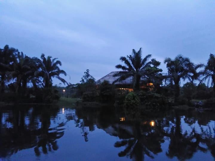 Pondok Adano Riverside I (7 Persons)
