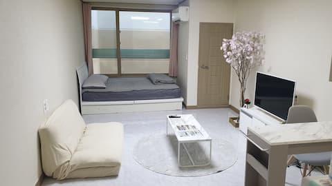 Yeonsan-Station 5min. Perfectly Cozy House