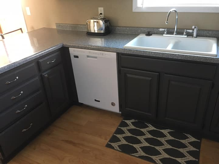 Entire house for rent near EAA